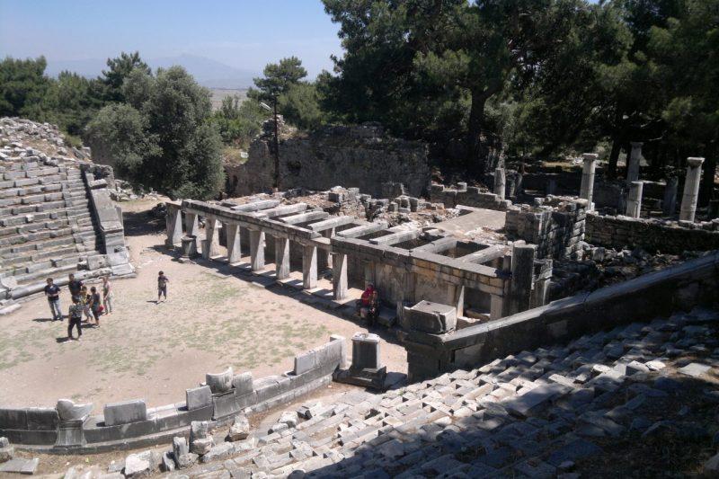 Turkey Tours - Priene