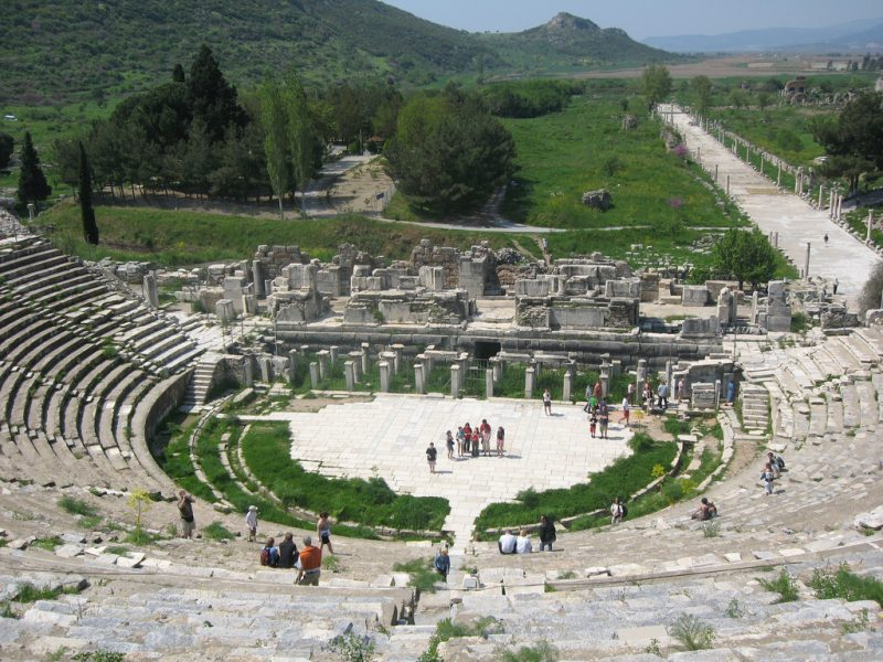 Turkey Tours - Ephesus Theater