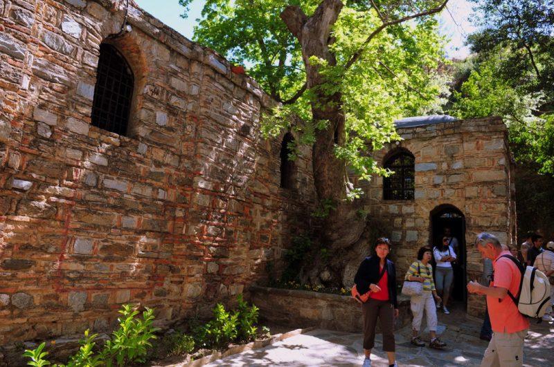 Turkey Tours - Virgin Mary House